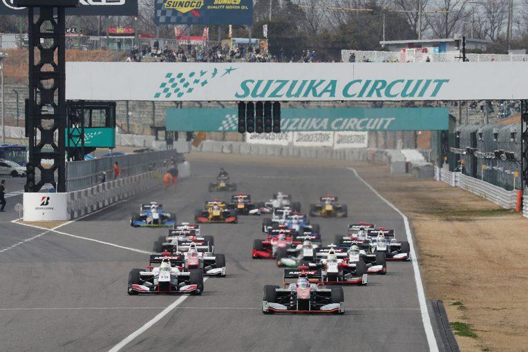 スーパーフォーミュラ | スーパーフォーミュラ、第1回公式テストのエントリー発表。千代勝正、オリバー・ローランドが参加