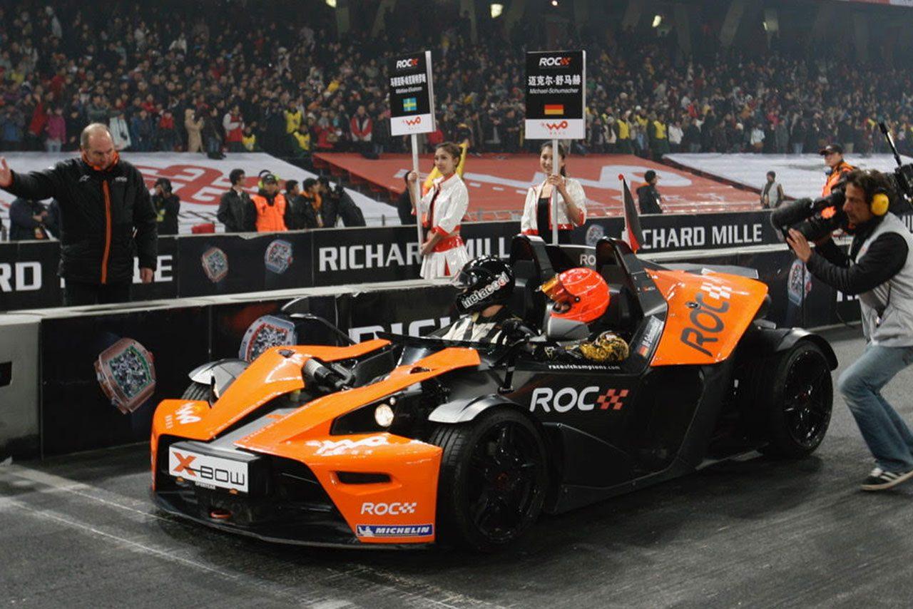 リシャール・ミル、2018年中東初開催のレース・オブ・チャンピオンズのパートナー就任