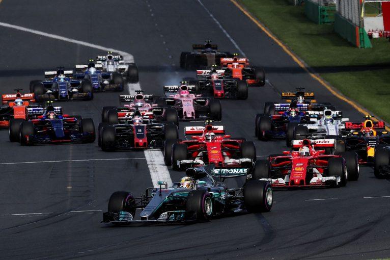 F1 | F1各パワーユニットの推定馬力が明らかに。1000馬力達成に自信のメルセデスにフェラーリが迫る
