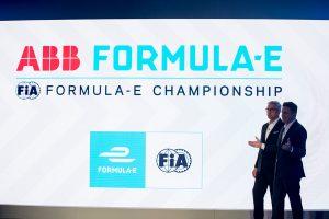 今後、フォーミュラEは『ABB FIAフォーミュラE』として開催される