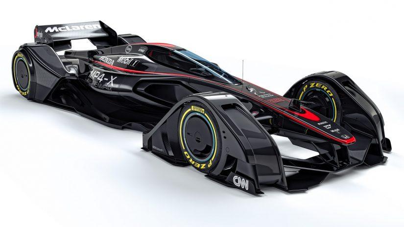 F1 | 「次世代F1マシンは、ビデオゲームのようなセンセーショナルなデザインになる」とロス・ブラウン