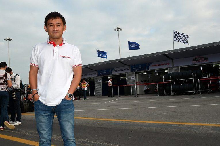 2018年、自チームでスーパーGTに参戦し国内レース復帰を果たす道上龍