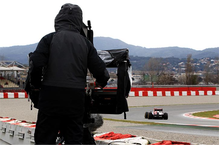 F1は、2018年のテレビ放送において大きな変革をもたらそうとしている