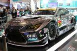 新たにスーパーGT300クラスに参戦するK-tunes Racing LMcorsaのマシン、K-tunes RC F GT3
