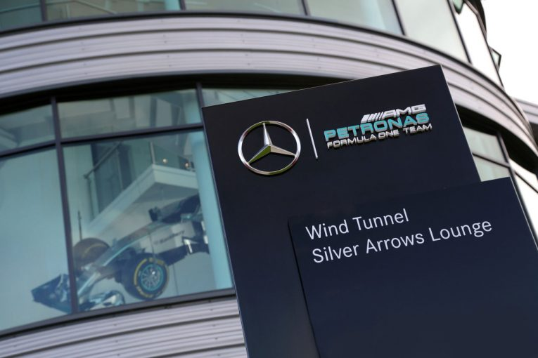 F1 | メルセデスF1、ブラックリー拠点にある風洞設備の拡張を計画
