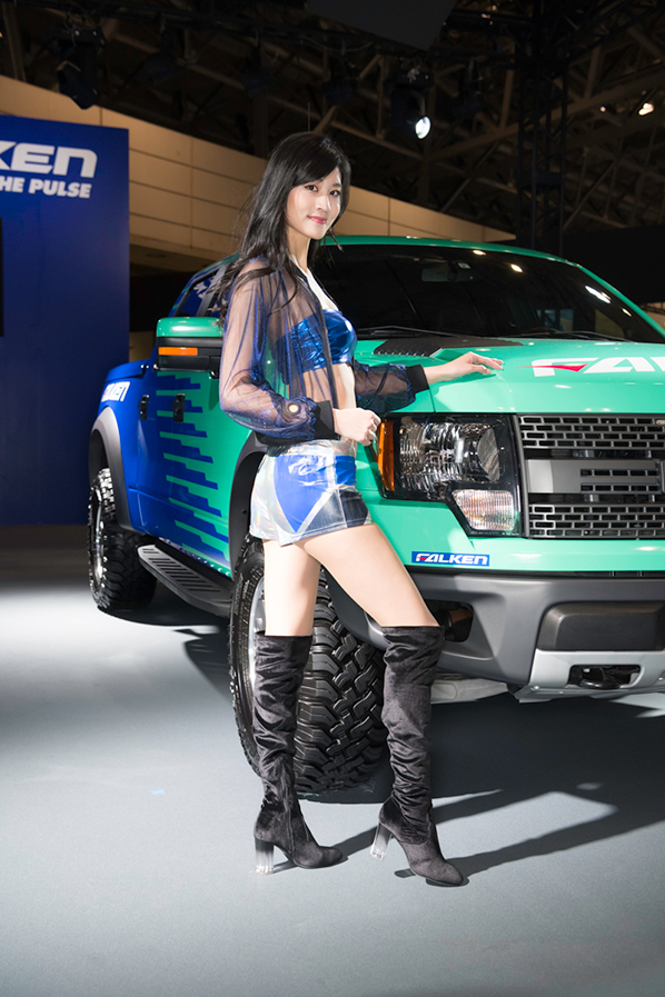 晶羅の写真・画像一覧 | autosport web