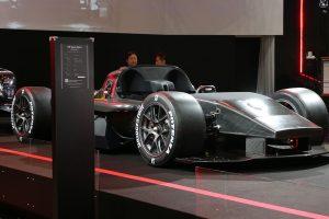 GRスーパースポーツのテストカー