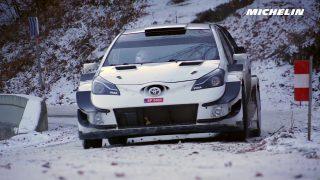 【動画】1月25日の2018年WRC第1戦モンテカルロに向け、トヨタら各チームが走行テスト