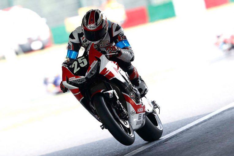 Honda鈴鹿レーシングは日浦とともに全日本JSB1000への挑戦を再開する