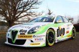 海外レース他 | BTCC:ハンディ、2018年投入の新型『アルファロメオ・ジュリエッタ』を公開