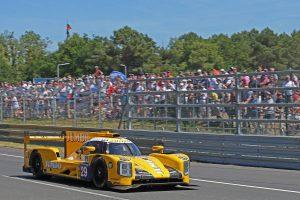 レーシングチーム・ネダーランドのダラーラP217・ギブソン