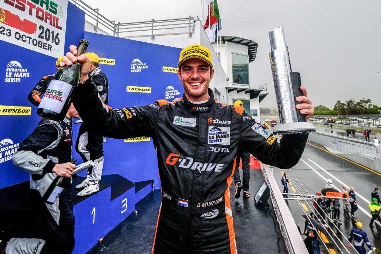 ギド・バン・デル・ガルデは2016年、ELMSでシリーズチャンピオンを獲得した。