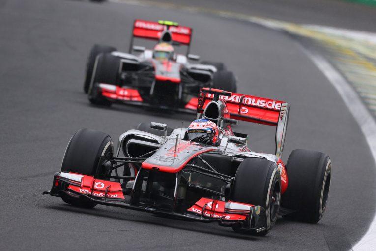 F1 | バトン、マクラーレン時代を「F1キャリアのなかで最も充実した時期」と振り返る