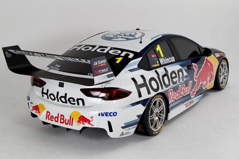 海外レース他 | 豪州SC:レッドブル・オーストラリア、新型『ホールデン・コモドアZB』を披露
