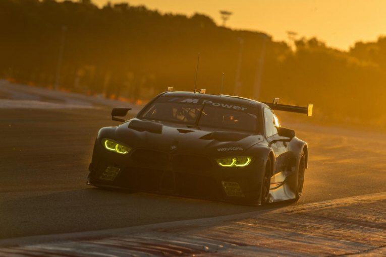 ル・マン/WEC | 【動画】まもなく実戦デビュー。BMW、『M8 GTE』の夜間テストティザーを公開