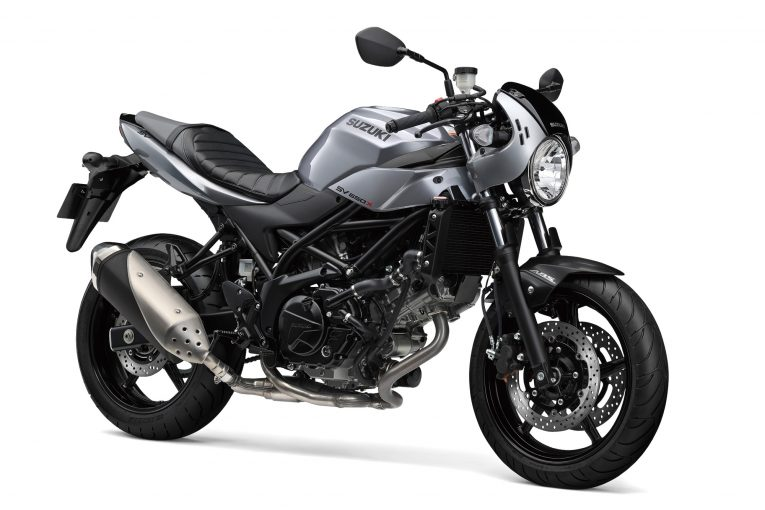 MotoGP | スズキ、カフェレーサースタイルのスポーツモデル『SV650X ABS』を1月26日に発売