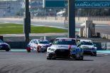 海外レース他 | TCR中東:開幕ラウンドは若手が躍動。アウディRS3 LMS、VWゴルフGTIがアブダビ制す