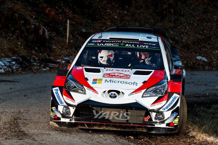 ラリー/WRC | WRCモンテカルロ:トヨタ新加入のタナク、シェイクダウンで3番手。ヒュンダイがワン・ツー
