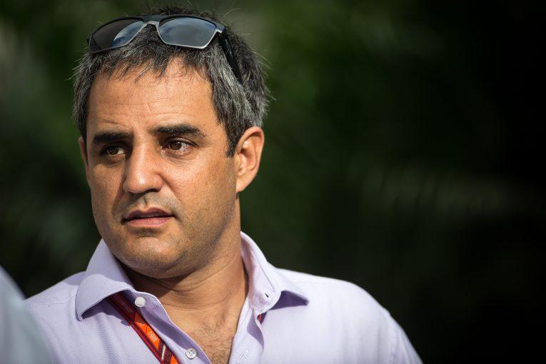 F1 | 元F1ドライバーのモントーヤ、三冠達成に近いのは「アロンソよりも自分」と発言