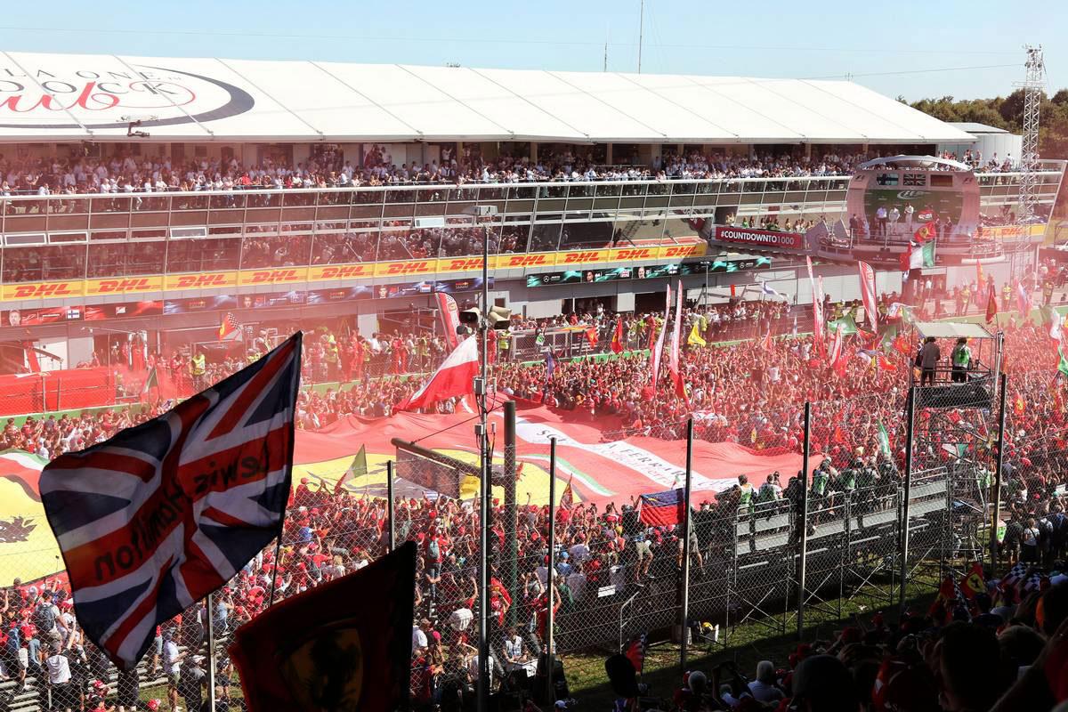 2017年F1イタリアGP