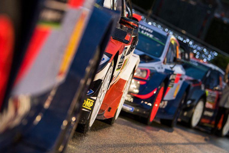 ラリー/WRC | 【順位結果】WRC第1戦モンテカルロ SS8後