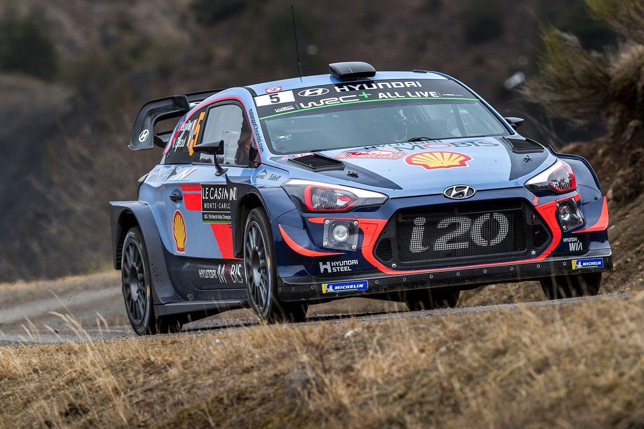 タナク「このラリーは安定した走りや賢明な判断こそ重要」/WRC第1戦モンテカルロ  デイ2コメント