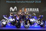 MotoGP | MotoGP:ヤマハ、2018年型YZR-M1をアンベイル。ビニャーレスがヤマハとの契約延長を発表