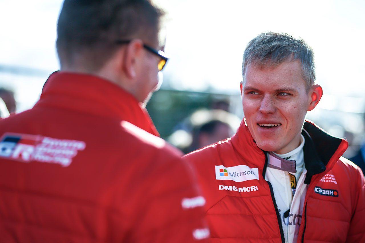 WRC:王者オジエと激戦演じるトヨタのタナク「リスクを冒してまで順位を上げようとは思わない」