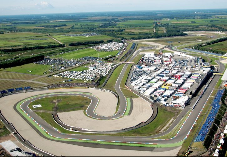 F1   ホワイティングがTTアッセンを訪問。F1オランダGP復活の見通しが高まる