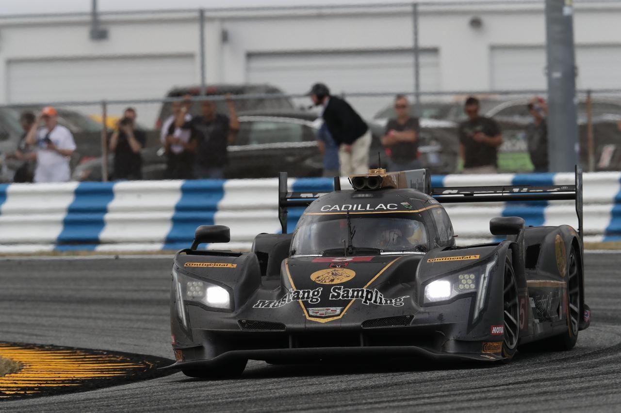 IMSAデイトナ:キャデラック、歴代最多周回数で2連覇達成。アロンソ13位、NSXがクラス2位