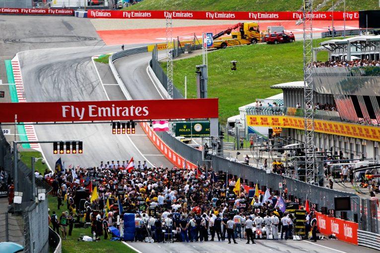 F1   【2018年F1全グランプリタイムテーブル】21戦のウイークエンドのスケジュールが正式発表