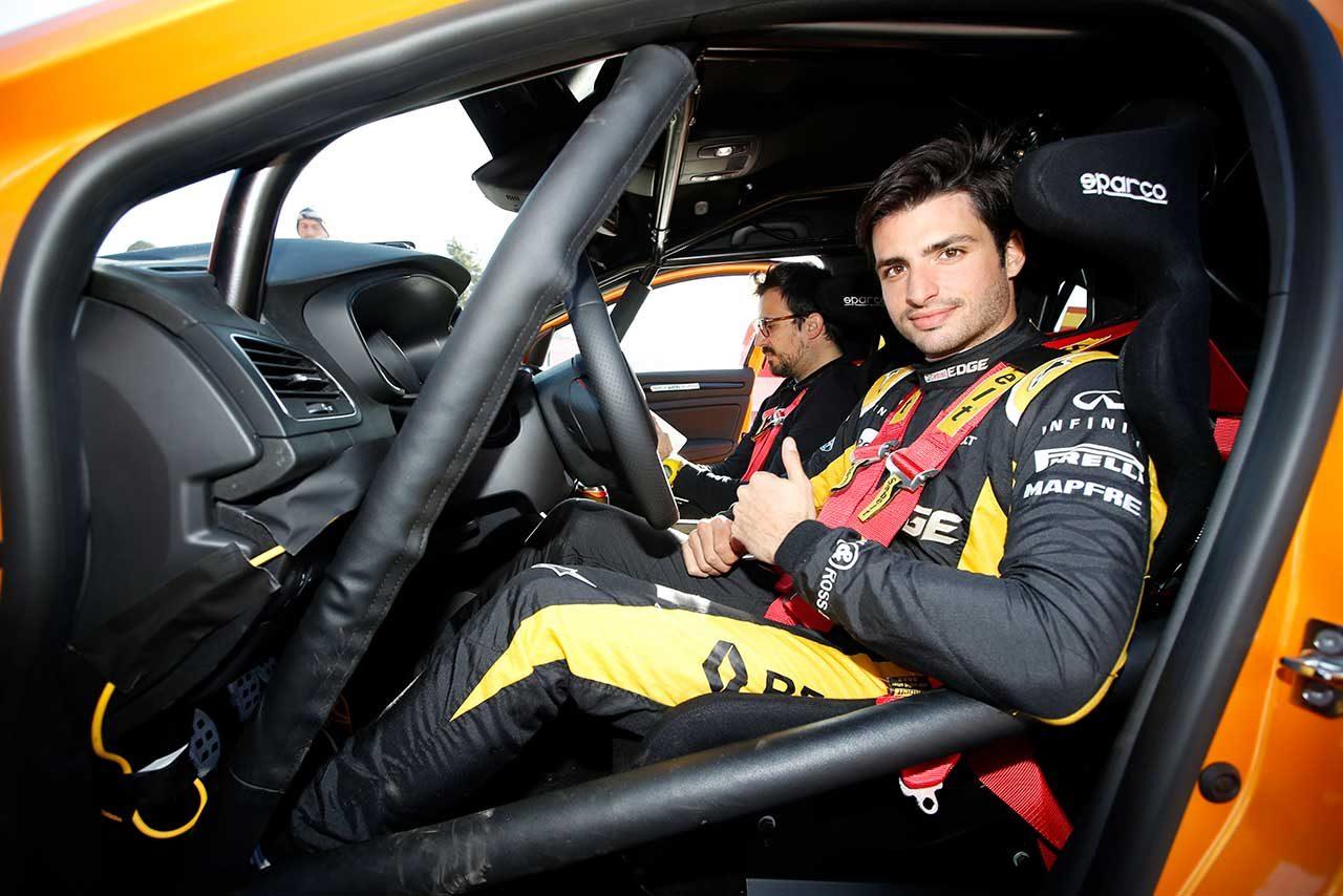 """カルロス・サインツJr.、「夢見てきた」モンテカルロの難所チュリニ峠で""""WRCデビュー"""""""
