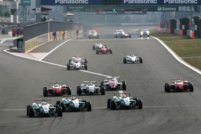 全日本F3選手権のエントリーリストが発表(1)