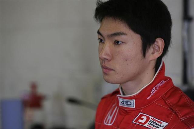 中嶋大祐、ダブルRから英F3へ。「最初から勝ちに行きたい」(1)