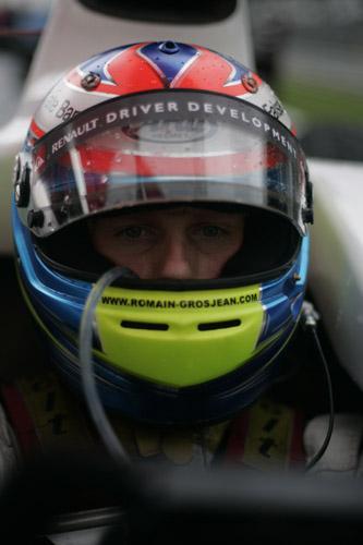 """GP2:カンポスが新名称""""バルワ・アダックス""""とグロージャンの起用を発表(1)"""