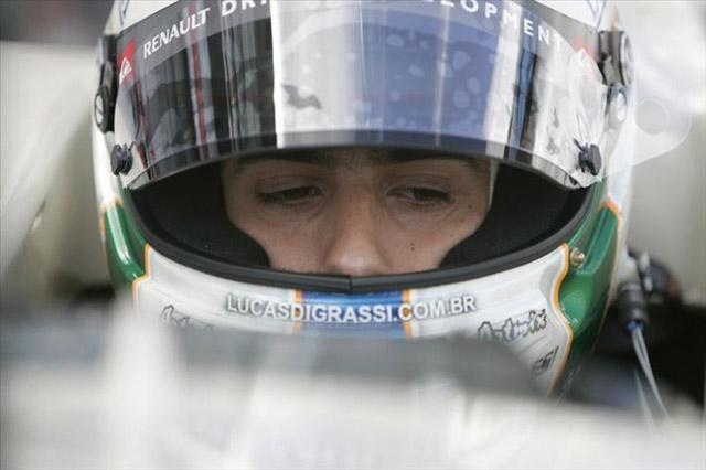 "GP2:ディ・グラッシ、""ファット・バーナー・レーシング・エンジニアリング""と契約(1)"