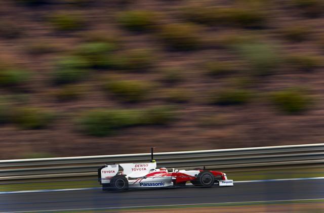 ヘレステスト3日目:トヨタがトップ、フェラーリ、ルノーが続く(1)