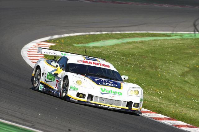FIA GT:リュック・アルファンのチームにクサビエ・マーセンが加入(1)