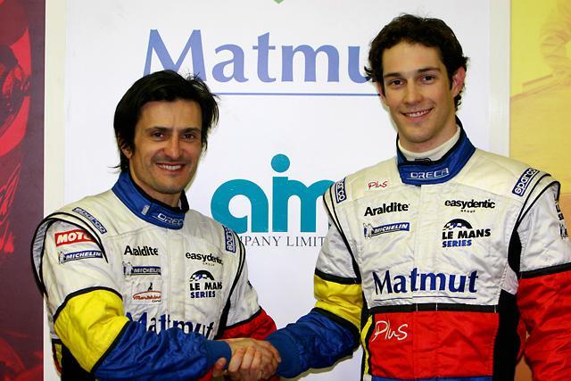セナ、ル・マンのテストに参加。クラージュ・オレカをドライブ(1)