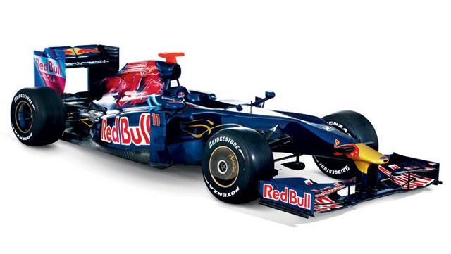 トロロッソが「STR4」を公開。全チームの新車が出揃う(1)