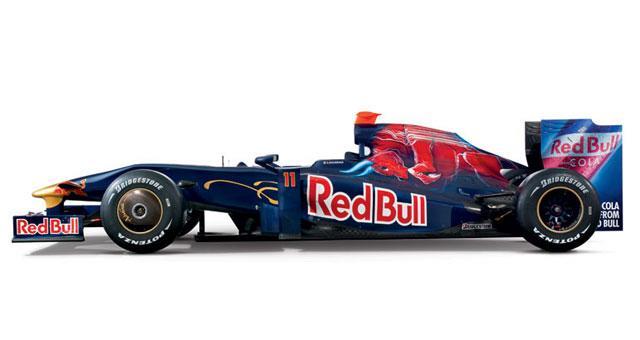 トロロッソが「STR4」を公開。全チームの新車が出揃う(2)