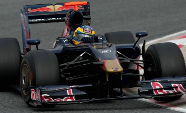 バルセロナテスト1日目:BMWザウバーがトップ、初テストのブラウンGPは4番手、トロロッソは6番手(2)