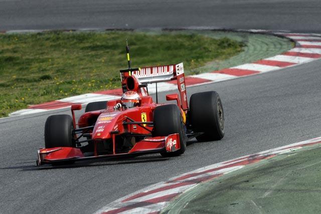 バルセロナテスト1日目:BMWザウバーがトップ、初テストのブラウンGPは4番手、トロロッソは6番手(3)