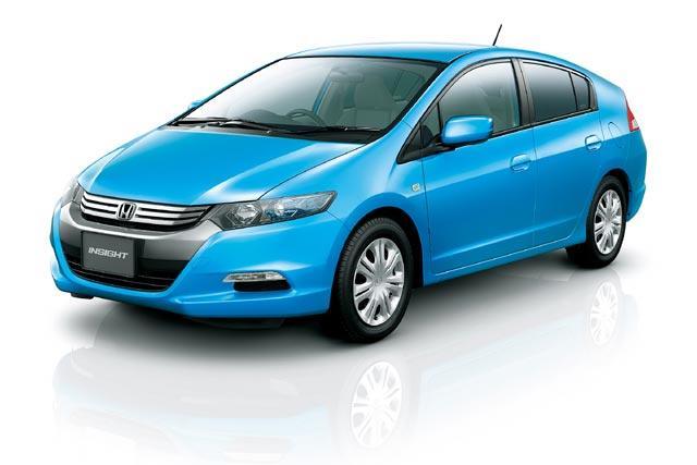 【Honda】新型「インサイト」受注状況について(1)