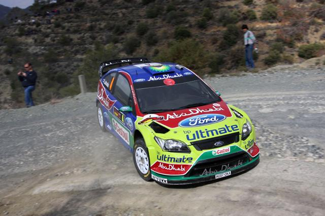 WRCキプロス:デイ1はローブの勢い止まらず ソルドが続きシトロエンワンツー(3)
