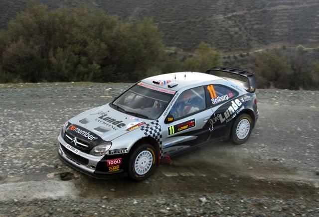 WRCキプロス:デイ1はローブの勢い止まらず ソルドが続きシトロエンワンツー(4)