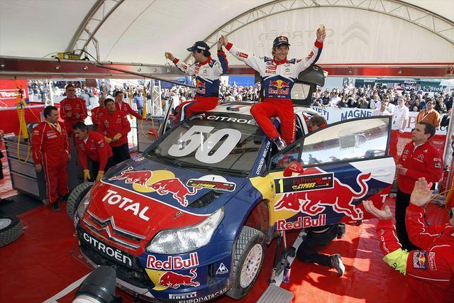 WRC第3戦キプロス:ローブが通算50勝目をマーク、ペターがクサラで3位表彰の大殊勲(1)