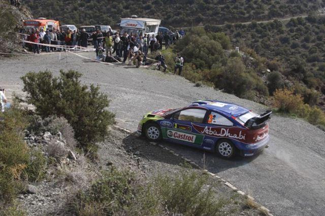 WRC第3戦キプロス:ローブが通算50勝目をマーク、ペターがクサラで3位表彰の大殊勲(2)