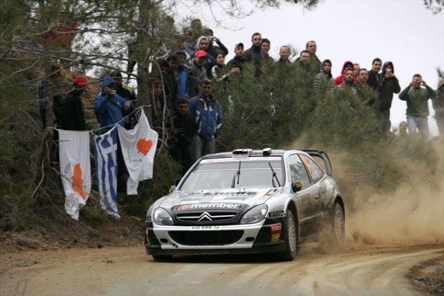 WRC第3戦キプロス:ローブが通算50勝目をマーク、ペターがクサラで3位表彰の大殊勲(3)