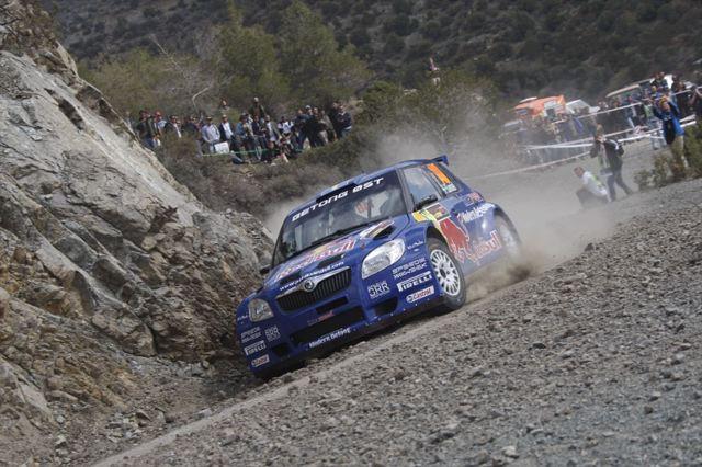 WRC第3戦キプロス:ローブが通算50勝目をマーク、ペターがクサラで3位表彰の大殊勲(4)